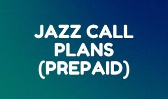 Jazz daily, weekly, and monthly call plans